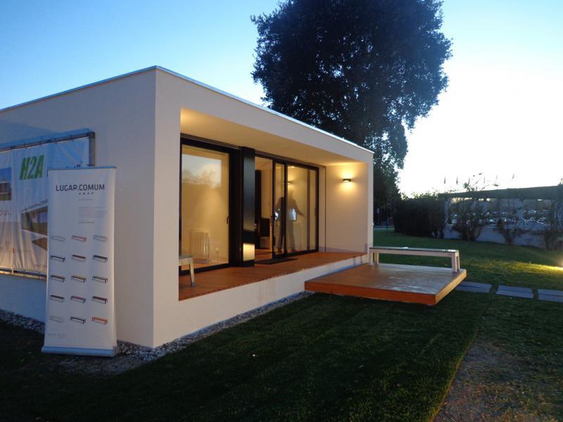 Casas prefabricadas madera casa modular madera - Casas de madera modulares ...